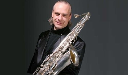 Zoom: Philippe Chrétien- Saxofonist